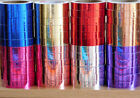 Mirror Finish Tape - Self Adhesive - Hoop Tape - Lures - 20mm wide x 10m long