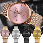 Fashion Quartz Wrist Watch Womens Ladies Silicone Strap Analog Casual Watches  image