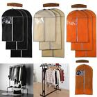 Suit Cover Coat Clothes Garment Bag Dustproof Storage Hanger Protector Travel