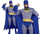 Adult BATMAN DELUXE MUSCLE CHEST Superhero Mens Fancy Dress Halloween Original