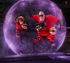 THE INCREDIBLES 2 VIOLET MAKES FORCE FIELD FOR THE FAMILY ACTION PUBLICITY PHOTO