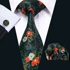 179 Style Mens Silk Tie Set Jacquard Woven Necktie Set Wedding Big Discount