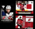 NEW JERSEY DEVILS AUTOGRAPH JERSEY NHL HOCKEY CARD SEE LIST $10.0 CAD on eBay