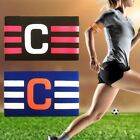 Captains Armband Football, Rugby, Hockey. Adult and Kids one Size Selling UK