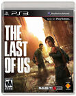 The Last of Us Sony PlayStation 3 Game MINT STILL WRAPPED