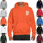 San Francisco Giants Hoodie Warm Fleece Pullover Sweatshirt Team Uniform 0115 on Ebay