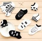 Ankle Low Socks Summer Cats Invisible Comfortable Cotton Bamboo Fibers For Women