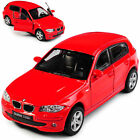 BMW 1er E87 1. Generation 5 Türer Rot 2004-2013 ca 1/43 1/36-1/46 Welly Modell..