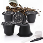 Refillable Coffee Capsules Pods Coffee Filter Cup Filter Basket For Nespresso