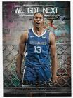 MEMPHIS GRIZZLIES Basketball Base RC Parallel Inserts - U PICK CARDS