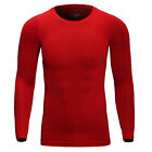 Sport Mens Quick Dry Compression Baselayer Thermal Long Johns Gym Wear Underwear