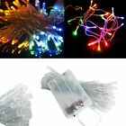 Battery Operated Fairy Lights Flashing Starry Christmas tree Garden Decoration