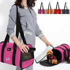 Portable Pet Dog Cat Puppy Carrier Travel Tote Cage Case Kennel Bag Handbag