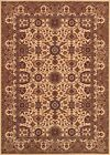 Himalaya  Antique Cream/Persian Red Rug