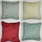 Fusion Eastbourne Damask Jacquard Cushion Cover, 43 x 43 Cm