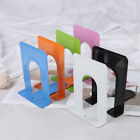 Внешний вид - Colourful Heavy Duty Metal Bookends Book Ends Office Stationery E&F