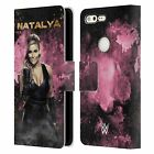 OFFICIAL WWE NATALYA LEATHER BOOK WALLET CASE COVER FOR GOOGLE PHONES