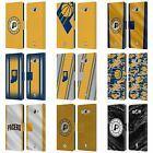 OFFICIAL NBA INDIANA PACERS LEATHER BOOK WALLET CASE FOR SAMSUNG PHONES 3 on eBay