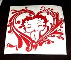 betty boop -heart cuty sticker vinyl decal for car and others FINISH GLOSSY $5.04 CAD on eBay