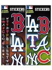 MLB logo vending sticker pick your team on Ebay