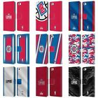 OFFICIAL NBA LOS ANGELES CLIPPERS LEATHER BOOK WALLET CASE FOR HUAWEI PHONES 2 on eBay