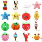 Funny Soft Plush Dog Toy Pet Puppy Play Chew Squeaker Squeaky Cute Sound Toys