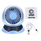 Anion Mini Handheld Fan USB Desk Air Conditioner Purifier Cooling Cooler Aroma