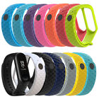 For Xiaomi Mi Band 3 Replacem Sport Wrist Band Watch Strap Bracelet Accessories image