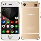 2018 Soyes 6s 8gb Android Smart Mobile Phone Dual Sim Camera Xmas Gifts