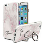 Marble Personalised Phone Case Cover & Ring Stand For Top Mobiles - A100