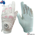 Women's Golf Gloves Ball Marker Weathersof Cabretta Leather Left Hand Right Hand