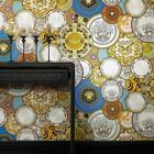 Versace Multi Plates Wallpaper Designer Paste the Wall Vinyl 34901-1