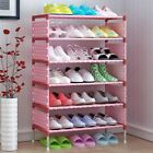 Fashion Non Woven Shoes Rack Cabinet Stand Organizer Living Room Homes Furniture