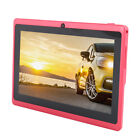 Tablet PC Quad 16GB 7  Google Android 4.4 WIFI Core Dual Camera For Kids Gifts