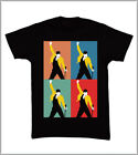 T-SHIRT UOMO  Mercury BOHEMIAN RHAPSODY Queen musica rock pop GEN0614N