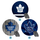 Toronto Maple Leafs Round Patterned Mouse Pad Mat Mice Desk Office Decor $3.99 USD on eBay