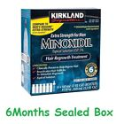 KIRKLAND MINOXIDIL SOLUTION 5%- 1- 6 MONTH SUPPLY + UK STOCK + EXPIRY JULY 2020