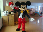 Mickey Minnie Mouse Adult Mascot Costume Party Clothing Fancy Dress Mascot
