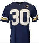 NFL Apparel Los Angeles Rams Todd Gurley II #30 Player Jersey Shirt M L XL 2XL $28.44 USD on eBay