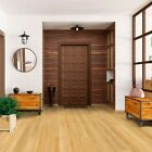 IncStores Peel & Stick Vinyl Wood Planks (75 sqft) - Basement Flooring