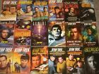 Star Trek Paperbacks: Next Generation, Original, Voyager, DS9, Kirk, Picard, etc on eBay