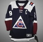NHL Colorado Avalanche #92 LANDESKOG Hockey Jersey New Youth Sizes MSRP $100 $44.0 USD on eBay