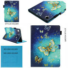 For Huawei Mediapad M3 M5 Lite 8.4'' 10.0'' Leather Card Stand Tablet Case Cover