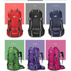 FREEKNIGHT 60L Water resistant Climbing Hiking Backpack With Rain Cover Nylon