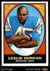 1967 Topps #131 Speedy Duncan Chargers EX $18.5 USD on eBay