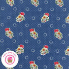 Moda PROVENCAL 21732 41 Lewd Floral AMERICAN JANE Quilt Fabric French