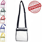 Внешний вид - Transparent Stylish PVC Purse Clear Handbag Tote Shoulder Crossbody Bag Gameday