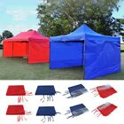 Used, Canopy Side Wall Carport Garage Shelter Tent Party Sun Sunshade Shelter Tarp 3/4 for sale  Shipping to South Africa