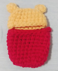 [Handmade] Airpod Knited Case Mickey Mini Pooh Santa Rudolph 9 types