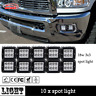 10X 18W CREE LED Work Light SPOT Fog Driving Lamp Cube Pods SUV 4WD 3INCH 12V24V